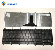 High quality original UI laptop keyboard For Toshiba Satellite C650 C655 C650D C655D L650 L655 L670 L675 C660 laptop keyboard