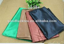 poly plush satin fabric to mexico market