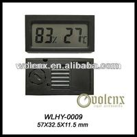 Electric Shenzhen Well Square Cigar Hygrometer