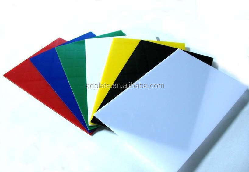 China top manufacturer low Price self adhesive PVC Sheet for photo album