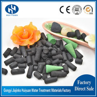 Developed Gap Industrial Water Adsorption Pellet Activated Carbon