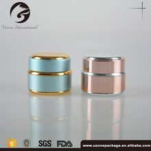 Standard Luxury Plastic Cosmetic Packaging Cream Jar