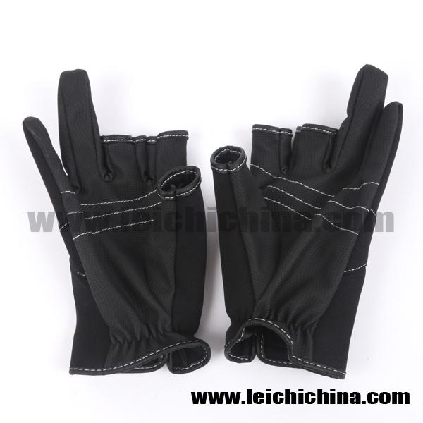 In stock fingerless an ti uv fishing sun gloves buy for Fingerless fishing gloves
