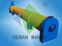 large capacity beech and oak sawdust rotary dryer