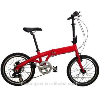 HOT SALE CHEAP 20 INCH ALLOY FOLDING BIKE