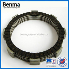 Clutch kit,motorcycle clutch plates CG125,motorcycle spare parts