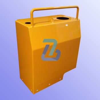 Oil tank Welding fabrication for forklirt