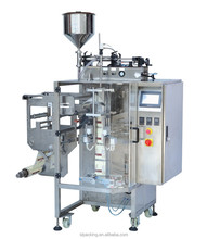automatic 4 side seal vertical honey/pure water sachet packing machine