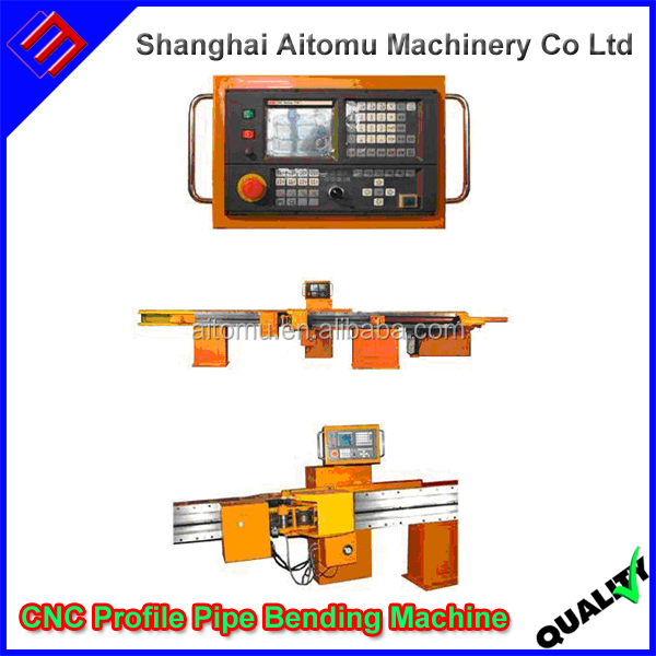 CNC Profile Pipe Bending Machine For Bus Manufacturer