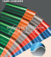 PVC ROOFING TILE in T1000-250-40 prpfile