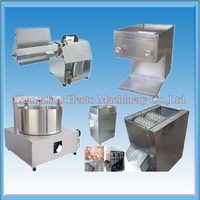 Automatic meat shredding machine /meat floss /dried fish making machine