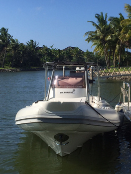 Liya China 27ft rib boat with cabin