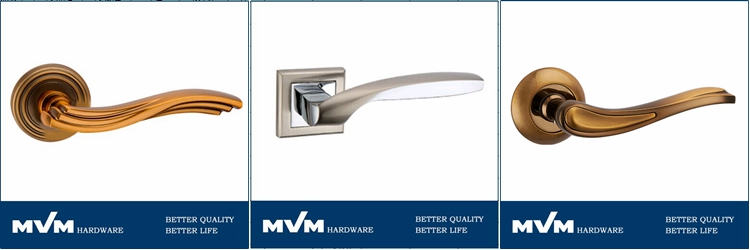 Door Hardware Of Aluminum Sliding Door Handle And Lock A1257E7