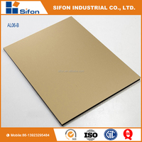 A2 Grade Fire Retardant Acp Ceiling Panel / Decorative Ceiling / Wall Paneling