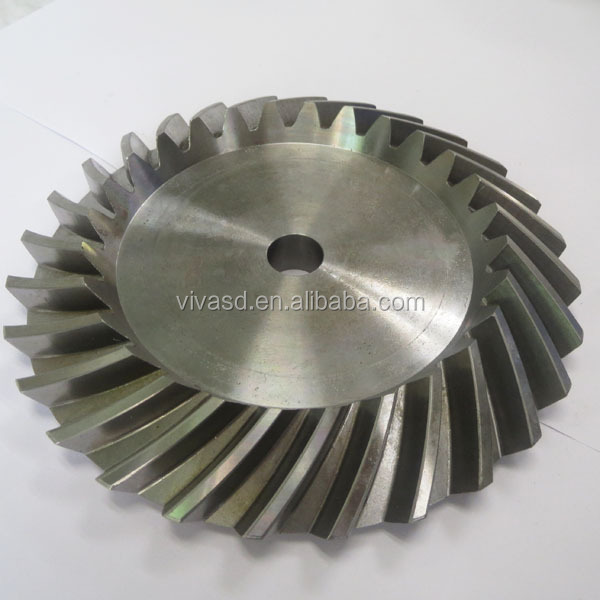 Custom CNC machinery parts Alloy parts Billet Valley Cover