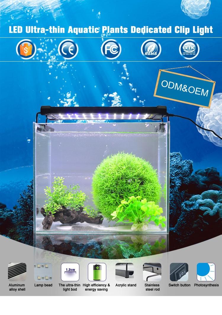 Zjl-60a Saltwater Planted Led Aquarium Light For Fish Tank
