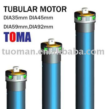 Roller shutter motor buy motor roller door tubular for Roller shutter motor price