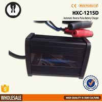 car home intelligent 12v lead acid battery charger for car for wheel chair for GEL,AGM,WET,etc