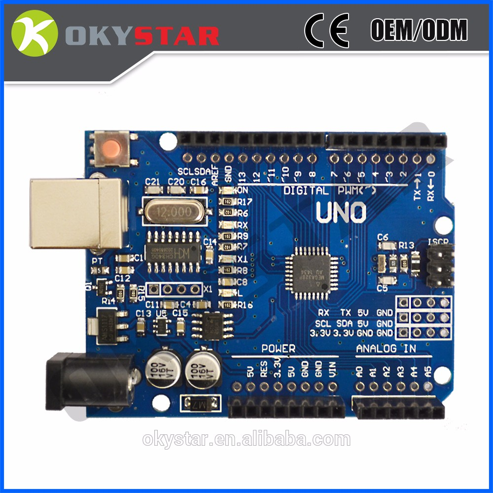 Compatible USB cable development Uno R3 328p board 328 pu for Ardu