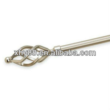 Window Stainless Steel Curtain Pole