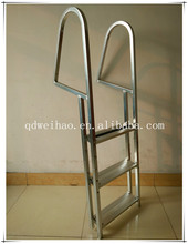 2016 new products of high quality aluminum swimming pool ladder
