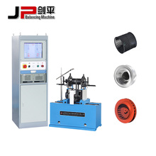 Belt drive balancing machine for Centrifugal Blower