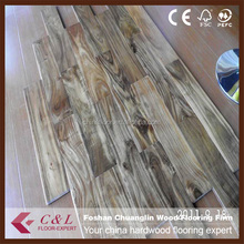 Foshan best factory High quality acacia wood stair