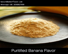 Strong R & D capacity flavor manufacturer hot sell liquid Banana Flavor
