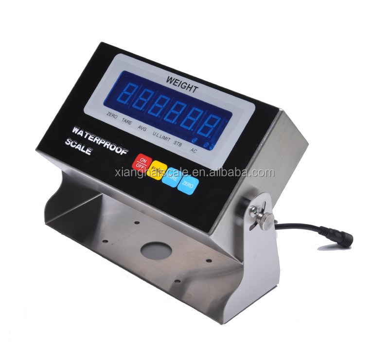 Stainless Steel IP67 Digital Weight Waterproof Indicator