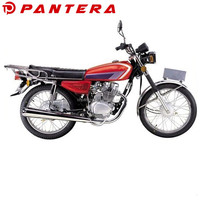 Chongqing 125cc automatic motorcycle for Nigeria market