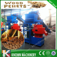 The high performance of 55 Kw rice husk briquette machine / rice husk pellet making machine
