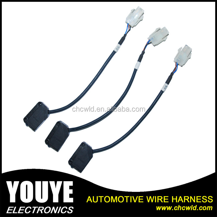 Cutomized Various Home Appliance Sensor cable transducer Wiring Harness