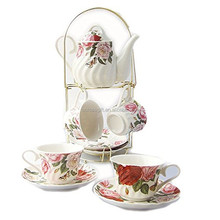 Hot Sale Personaized Handmade Tea Service Coffee Set