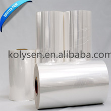 23mic 24mic 25mic pof shrink film for heat shrink packing machine