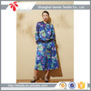 Wholesale In China Printed Plus Size Women Wide Leg Pants