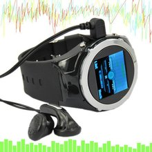 hand watch phone MQ998 GSM watch phone with mp3/mp4 player built in bluetooth function support 4GB