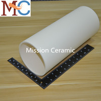 C799 Alumina Ceramic Pipe And Tubes
