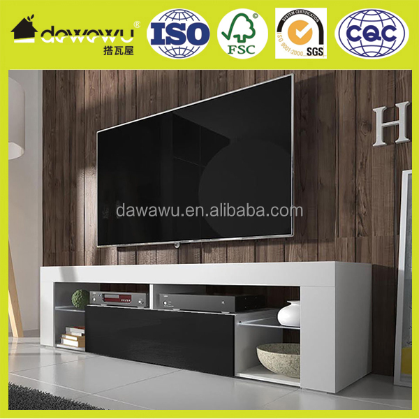 Modern TV STAND HESTIA Cabinet TV Table Unit In Choice Of Colour LED Option
