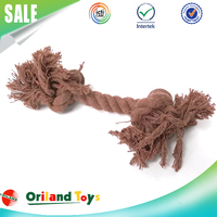 Sample free Dog tug rope cotton rope dog toy