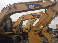 Used Machinery,Used 320B/330BL/320D Crawler Excavator,Secondhand Heavy Equipment