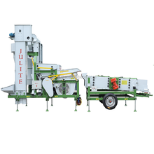 Black millet/black bean/yellow lentils processing machine