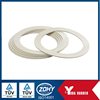 Customized white Color Silicone Seal ring food grade silicone seal gasket for medical machines