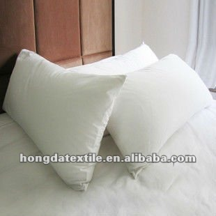 100% cotton luxury hotel white pillowcases king size