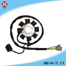 Chinese factory price, high quality motorcycle spare parts magneto stator coil for WH100 CUB WAVE125 BIZ125