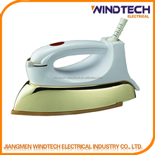 2015 hot selling products WINDTECH dry iron/electric iron/cheapest iron/iron nested