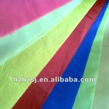 Colorful 100% polyester twill fabric for bags