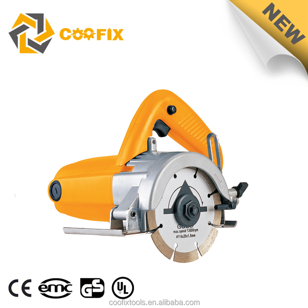 1300W good quality electric portable marble cutter best sale