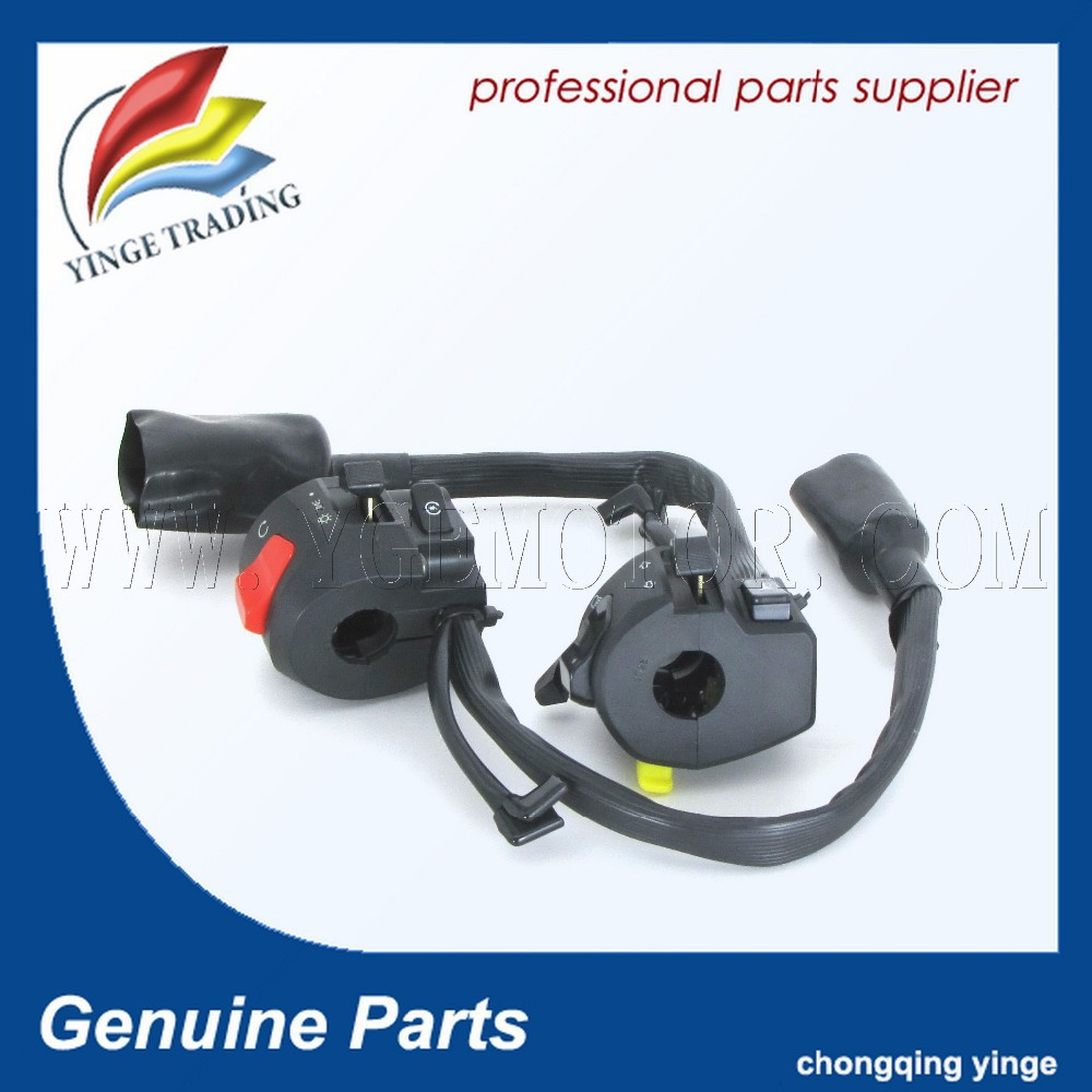 Qianjiang Motorcycle Parts Handle Bar Switch