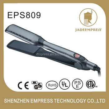 Digital beauty salon hair tool hair straightener EPS809
