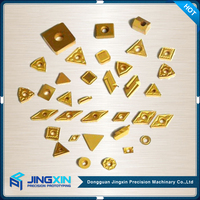Jingxin China Durable Reliable Quality Customized Cemented Carbide Cutting Tools Inserts for Custom Service